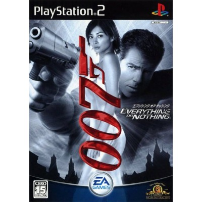James Bond Everything or Nothing (PS2)