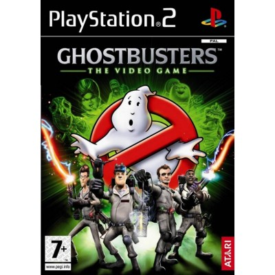 Ghostbusters The Video Game (PS2)