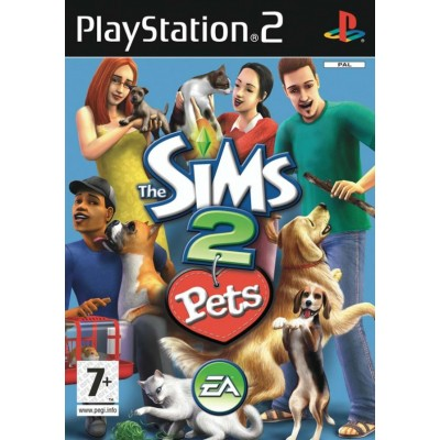 The Sims 2: Pets (Питомцы) (PS2)