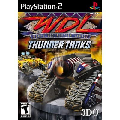 World Destruction League: Thunder Tanks (PS2)