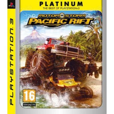 MotorStorm: Pacific Rift. Platinum (Русская версия) (PS3)