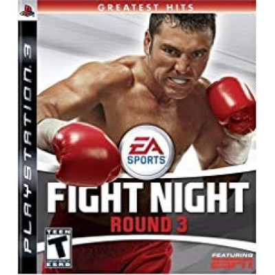 Fight Night Round 3. Greatest hits (PS3)