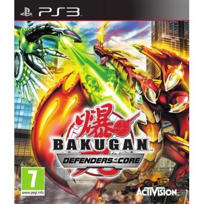 Bakugan: Defenders of the Core (PS3)