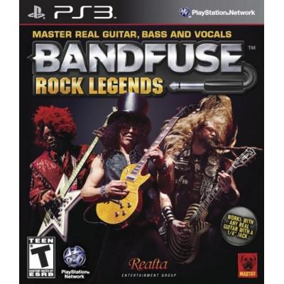 BandFuse: Rock Legends (PS3)