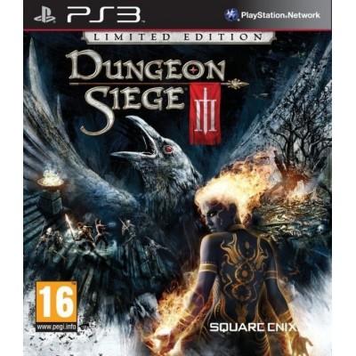 Игра для Ps3 Dungeon Siege III. Коллекционное издание