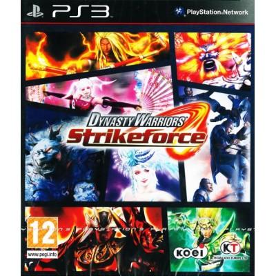 Dynasty Warriors: Strikeforce (PS3)