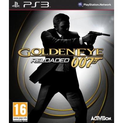 GoldenEye 007: Reloaded (с поддержкой PlayStation Move) (PS3)