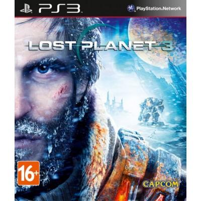 Lost Planet 3 (Русские субтитры) (PS3)