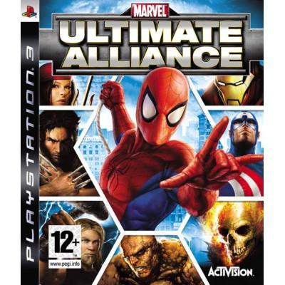 Marvel Ultimate Alliance (PS3)