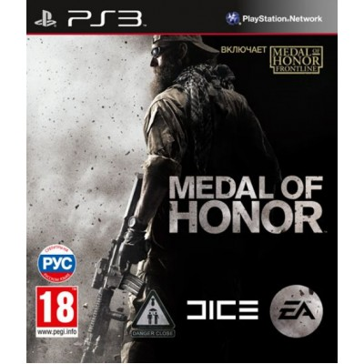 Medal of Honor (Русские субтитры) (PS3)