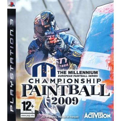 Millenium Championship Paintball 2009 (PS3)