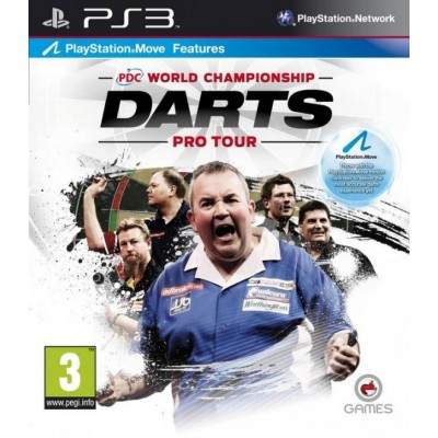 PDC World Championship Darts: Pro Tour (с поддержкой PS Move) (PS3)