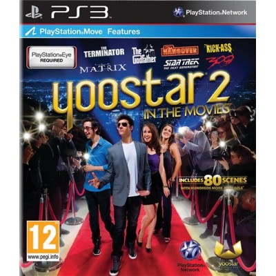 Yoostar 2: In The Movies (с поддержкой PS Move) (PS3)
