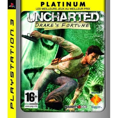 Uncharted: Drake's Fortune Platinum (PS3)