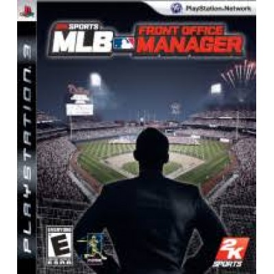 MLB 2K Sports Front Office Manager (PS3)
