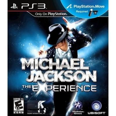 Игра для PlayStation Portable Michael Jackson: The Experience Move