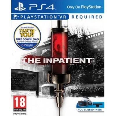 The Inpatient. Пациент (только для PS VR) (русская версия)
