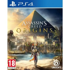 Assassin's Creed: Истоки (русская версия) (PS4)