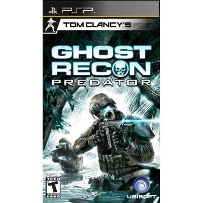 Tom Clancy's Ghost Recon Predator (PSP)