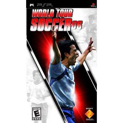 World Tour Soccer 6 (PSP)