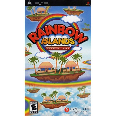 Rainbow Islands Evolution (PSP)