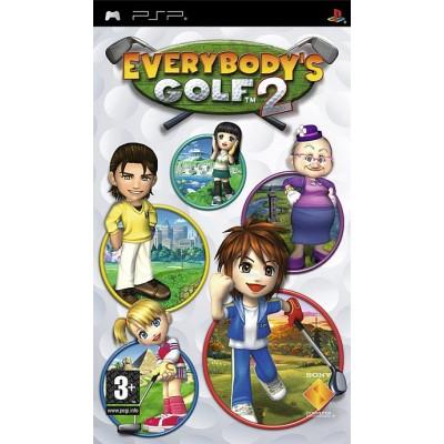 Everybody's Golf Portable 2 (PSP)