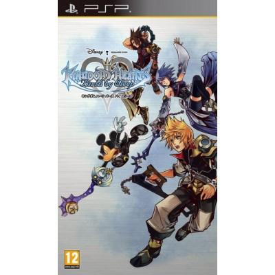 Kingdom Hearts Birth by Sleep (PSP)