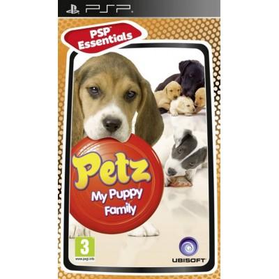 Petz: My Puppy Family (PSP)