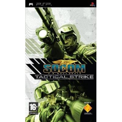 SOCOM: U.S. Navy SEALs Tactical Strike (PSP)
