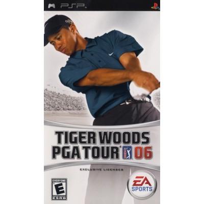 Tiger Woods PGA Tour 06 (PSP)
