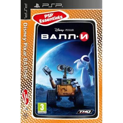 Disney / Pixar Валл-И (русская версия) (PSP)