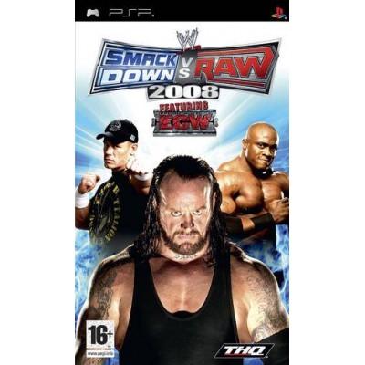WWE SmackDown vs. Raw 2008 (PSP)