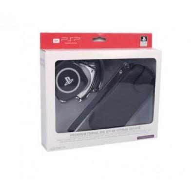 Комплект 4Gamers PSP Premium Travel Kit (SPC9702)