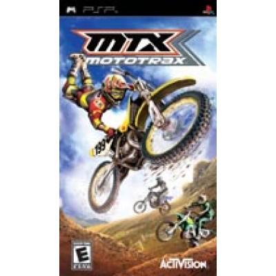 MTX Mototrax (PSP)