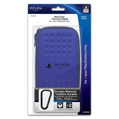 Футляр на молнии Case I Tough Pouch Hori PSV-106 (синий) (PS Vita)