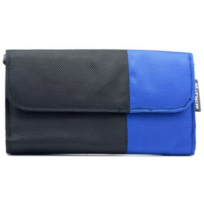 Сумка Сlatch Bag (синий-черный) (PS Vita)