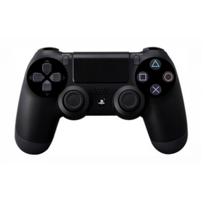 Геймпад Sony DualShock 4 v2 CUH-ZCT2E, Антрацитовый черный