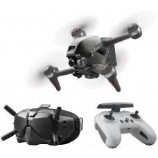 Квадрокоптер DJI FPV Combo grey