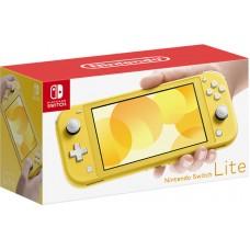 Игровая приставка Nintendo Switch Lite Yellow