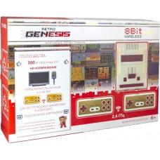 Игровая приставка Retro Genesis 8 Bit HD Wireless белый