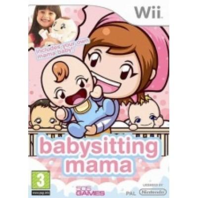 Cooking Mama World: Babysitting Mama (Wii)