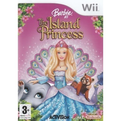 Barbie the Island Princess (Wii)