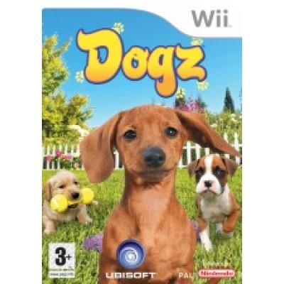 Dogz Рус. док.(Wii)