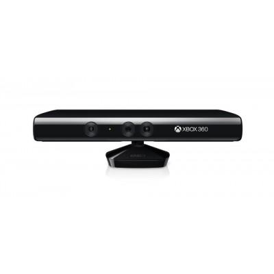 Датчик движения Microsoft Kinect, черный
