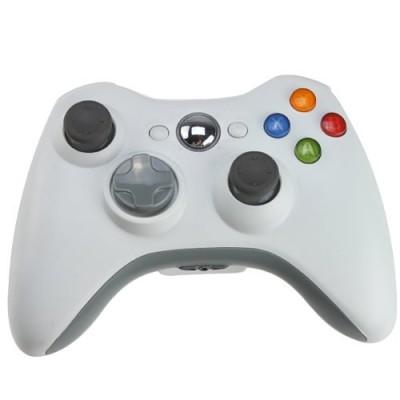 Microsoft Xbox 360 Wireless Controller White (Xbox 360)