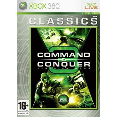 Command & Conquer 3 Tiberium Wars (Classic) (Xbox 360)