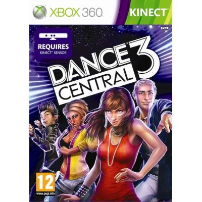 Dance Central 3  (для Kinect) (русская версия) (Xbox 360)