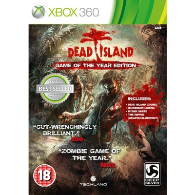 Dead Island Game of the Year Edition (Xbox 360)