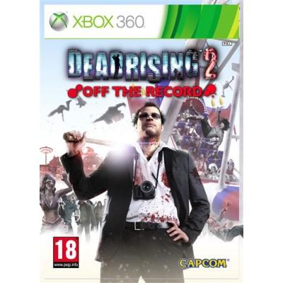 Dead Rising 2: Off the Record (Рус. Док.) (Xbox 360)