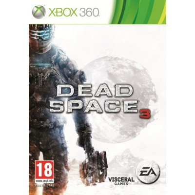 Dead Space 3 (с поддержкой Kinect) (Xbox 360)
